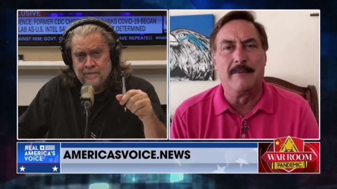 Mike Lindell Donald Trump Will Be Back in Office in August! NEW! 3/27