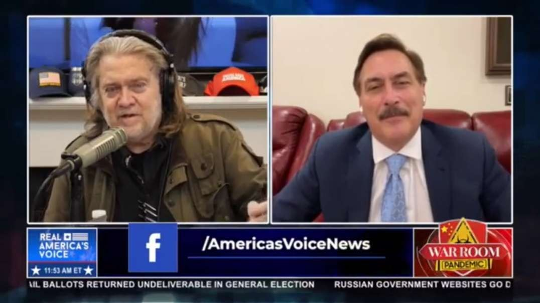 Mike Lindell 100% We Will Win- BREAKING! 3/11 WOW!