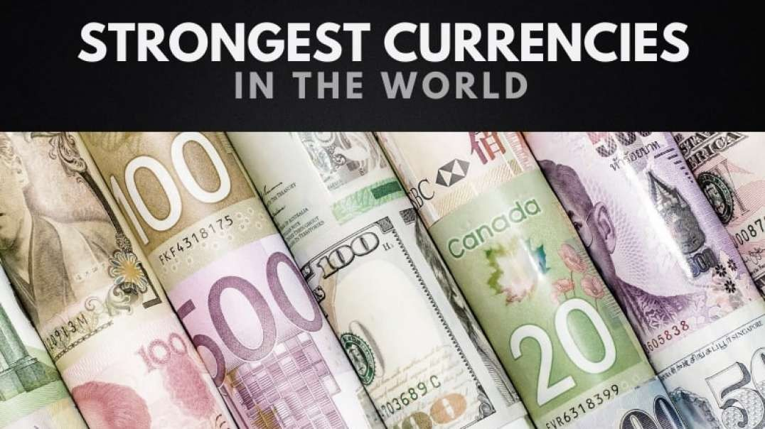 Top 10 National Currencies (Informational Video)