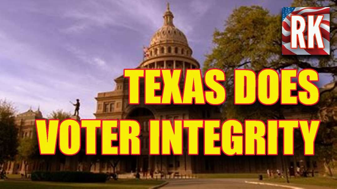 Texas Does Election Integrity