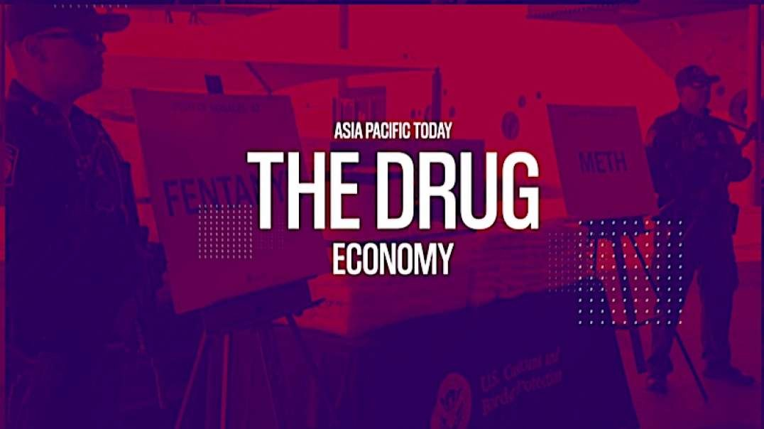 The Drug Economy. Part 2. With Dr. Louise Shelley. A Special Report.