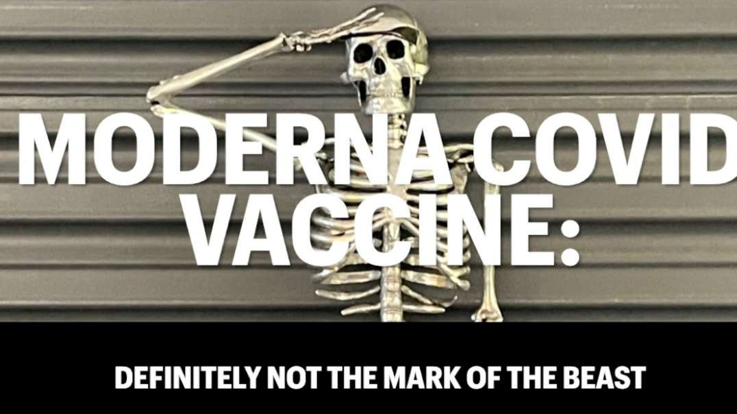 """Is it MARK OF THE BEAST? Proof covid vaccine has """"LUCIFERase"""" in it!"""
