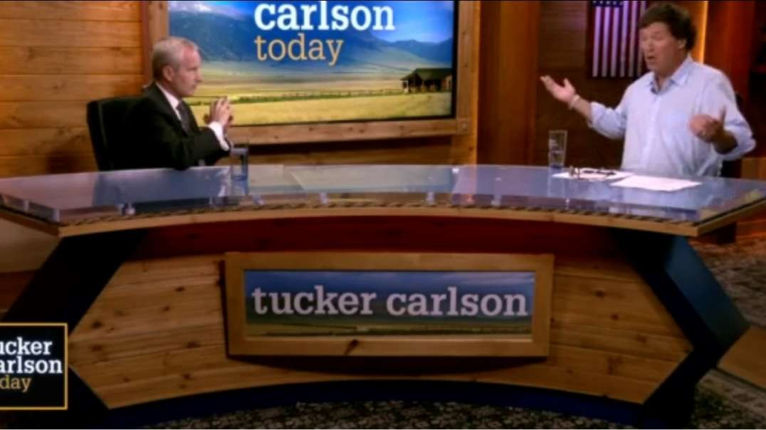 COMPLETE INTERVIEW Peter and Tucker Interview May 7, 2021 : No one is focused on COVID treatments