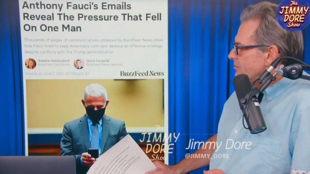 More Fauci LIES Exposed In Emails_HD