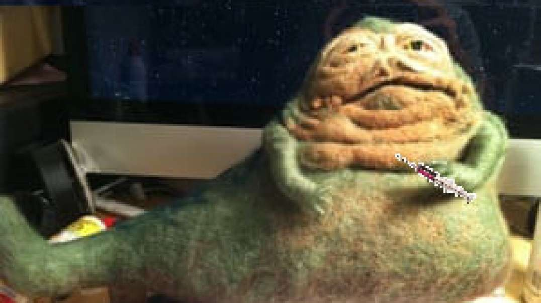 A note to Jabba the Hutt