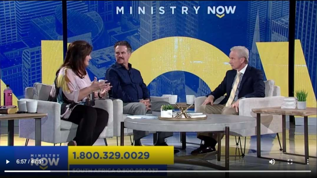 Peter A. McCullough - COVID 19 Treatment and Vaccines - A Discussion with Ministry Now