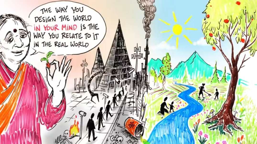 DIVIDE & RULE - The Plan of The 1% to Make You DISPOSABLE - Vandana Shiva