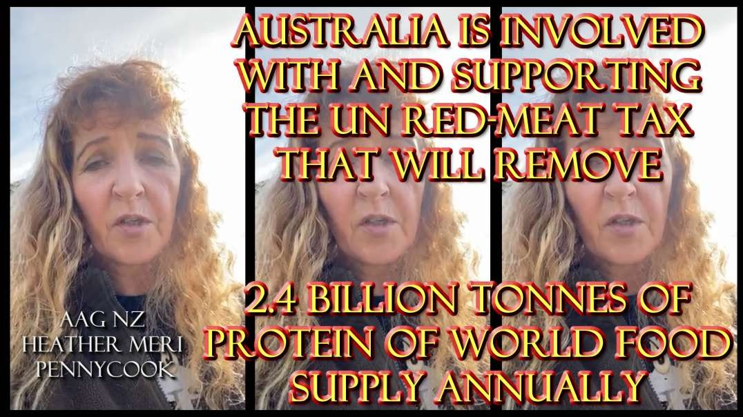 2021 AUG 21 AU in UN Red-Meat tax will remove 2