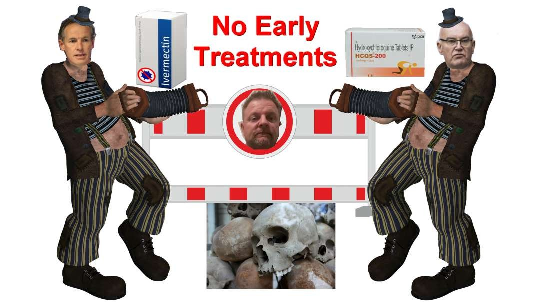 """Brian Tyson Intro - No Early Treamtents of Australia's """"Experts""""  Versus Dr Brian Tys"""