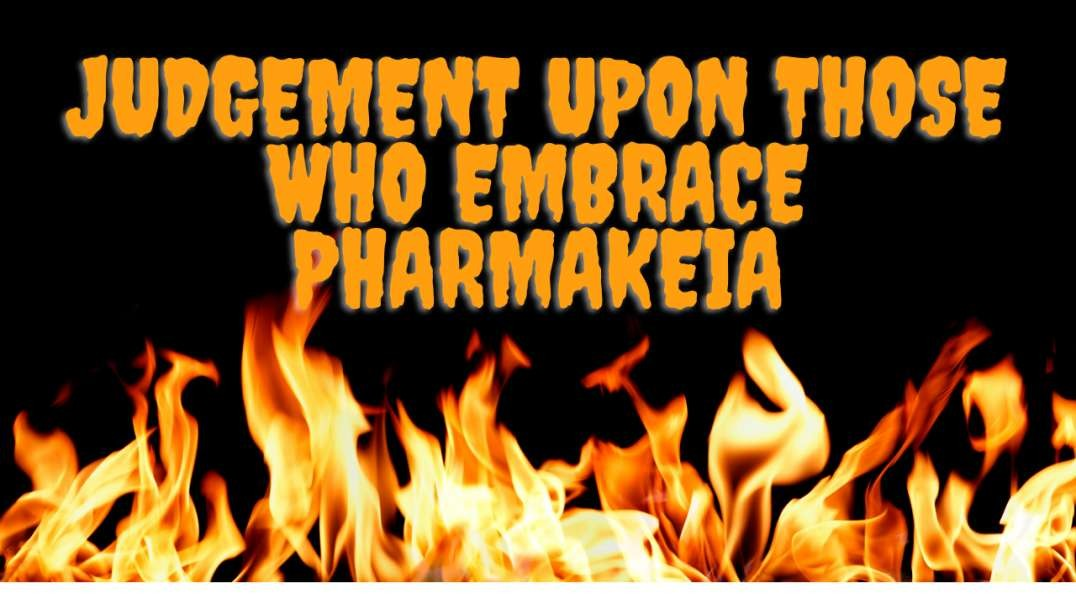 Punishment for Pharmakeia Peddlers!~ Pharmakeia Series #3~ Iatrocide, the CDC, and the Cult of Scien