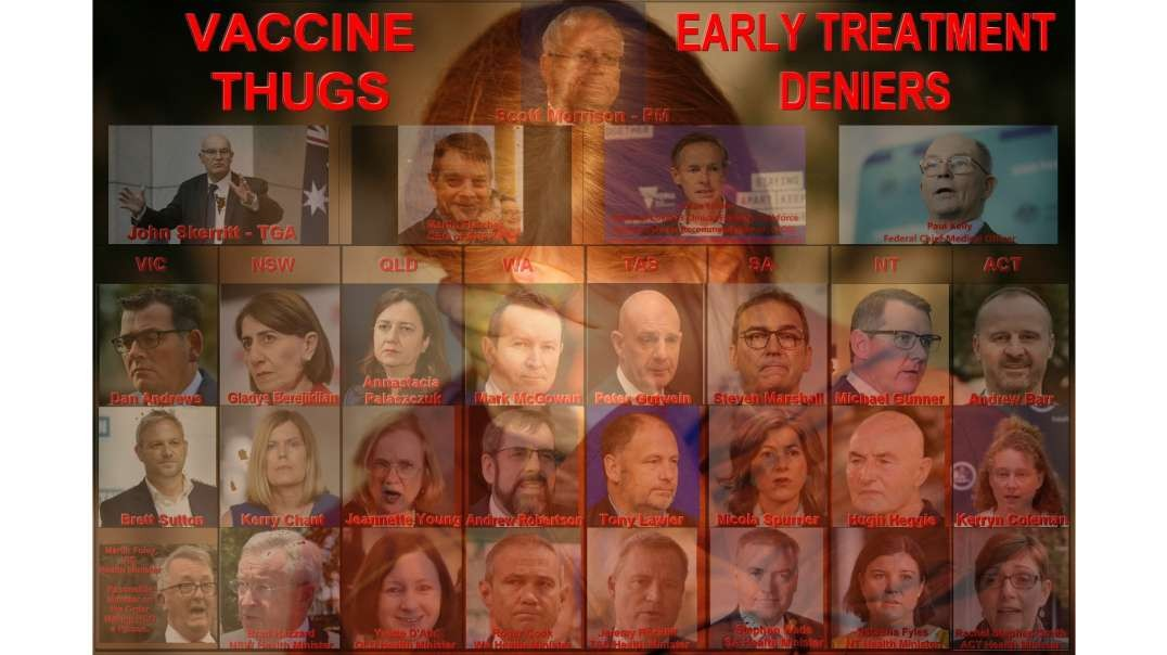 Vaccine Mandates and Early Treatment Bans  - Destroying and Taking Lives