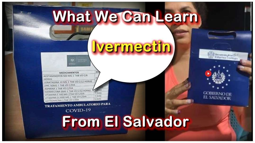 2021 SEP 16 What We Can Learn From El Salvador This Where a Government Cares About Their People