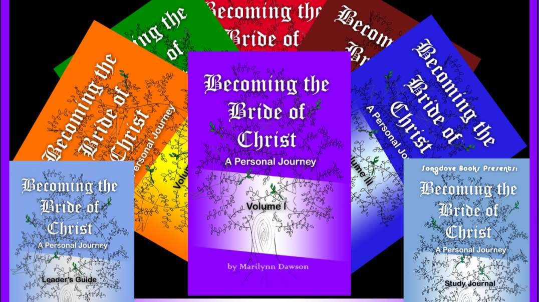 Book Series Trailer-- Becoming the Bride of Christ: A Personal Journey